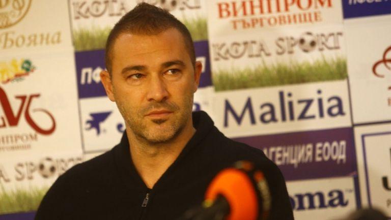 Георги Пеев: Младите са непостоянни, затова България не продава футболисти