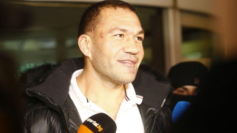 Кубрат Пулев в България: Далеч съм от приключване, може и трети мач за титла да има (видео)