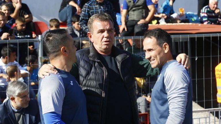 Пламен Гетов: Май само на феновете им пука за ЦСКА - Левски