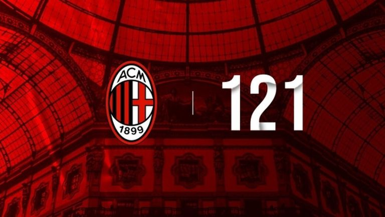Милан празнува своя 121-ви рожден ден