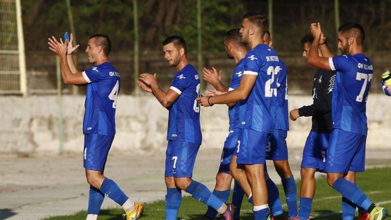 Кюстендил уреди 3 контроли с отбори от Втора лига