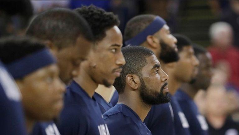 Президентът на ФИБА очаква звездите от НБА да играят в Токио