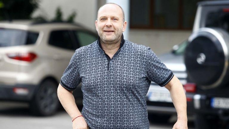 Папазов: Много тежка година, желая да я завършим така, че да отговорим на всичко това, което направиха феновете