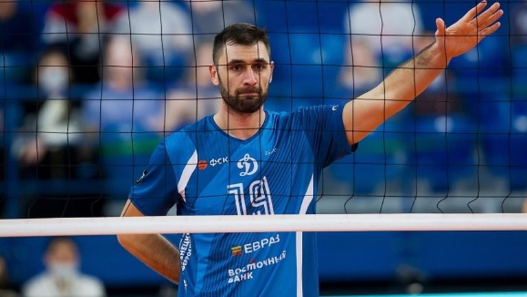 Цецо Соколов и Динамо без проблеми на 1/4-финал за Купата на CEV (видео + снимки)