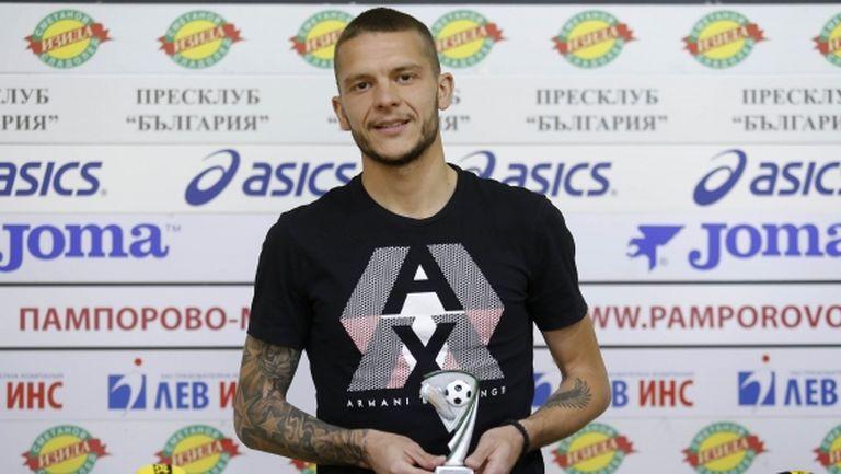 Юлиан Ненов претърпя успешна операция на глезена
