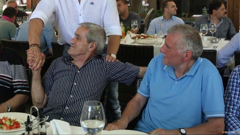 """""""Синя"""" легенда: Някой реши Левски да не бие Реал Мадрид"""