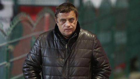 Берое контраатакува: Изхвърлихме Стойне Манолов от стадиона