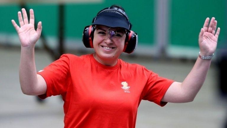 Антоанета Бонева - Костадинова е спортист на Търговище за годината