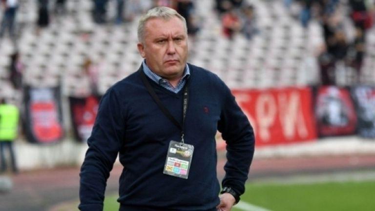 Киров: Хубаво е да спечелиш точка от класен отбор като Лудогорец