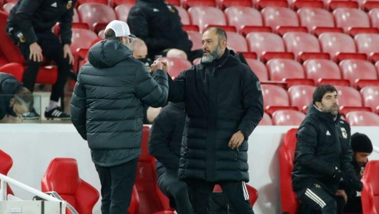 Сега Уулвърхамптън иска нападател на Ливърпул