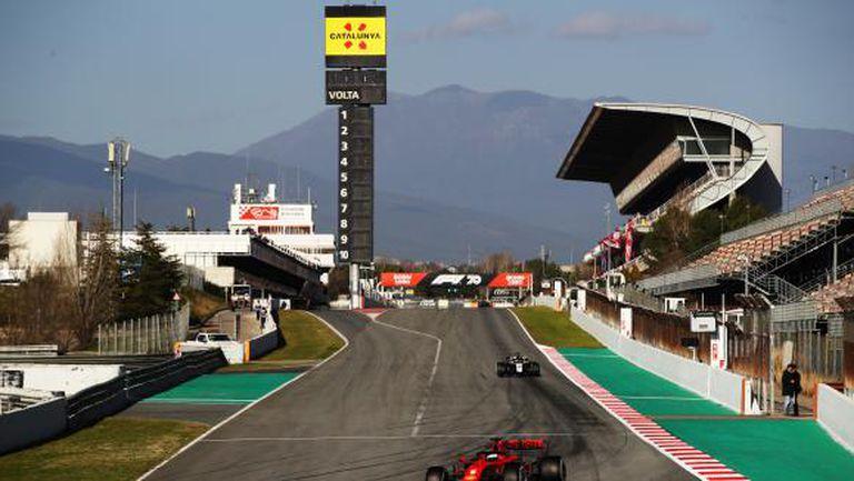 Пистата в Испания ще има нова конфигурация за 2021 година