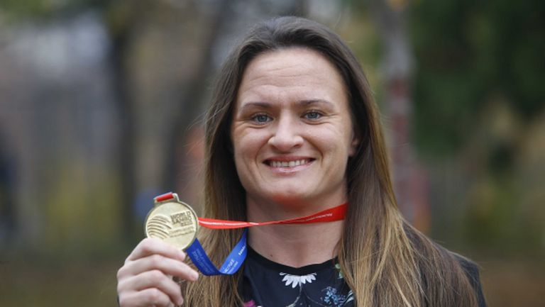Мария Оряшкова: Мисля, че има още какво да спечеля