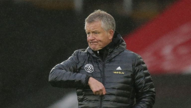 Крис Уалдър: Ще напусна, само ако това е в интерес на Шефилд Юнайтед