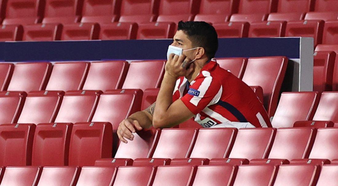 Луис Суарес си признал за измамата на теста