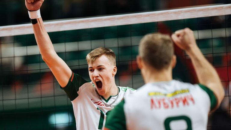 Локомотив (Новосибирск) с победа №7 в Русия (видео + снимки)