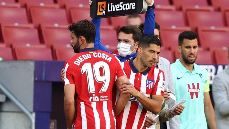 Диего Коща: Тъкмо се завърнах и това копеле Суарес вкара два гола