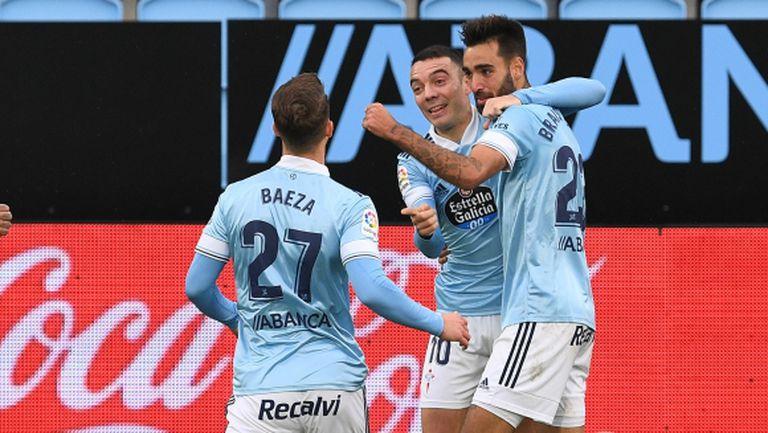 Нов успех и в Ла Лига вече всички говорят за Селта (видео)