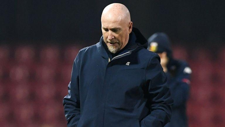 В Дженоа подготвят треньорска смяна, познато име може да поеме тима
