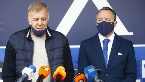 """Сираков обяви 7-те неща, с които спаси Левски, иска """"сините"""" в топ 5 на Европа"""