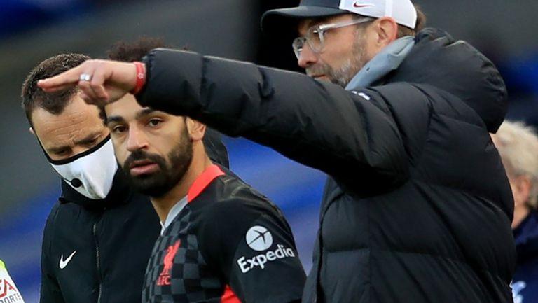 Салах не е щастлив в Ливърпул, отсече египетска легенда