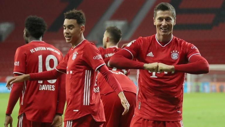 Левандовски: Можех да отида в Манчестър Юнайтед, но Борусия (Д) не ме пусна
