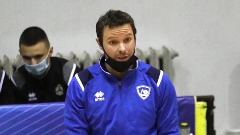Андрей Жеков: Тази дълга пауза без мачове даде своето отражение