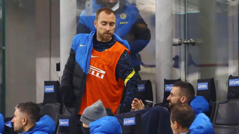 От Интер потвърдиха, че Ериксен е в трансферния списък