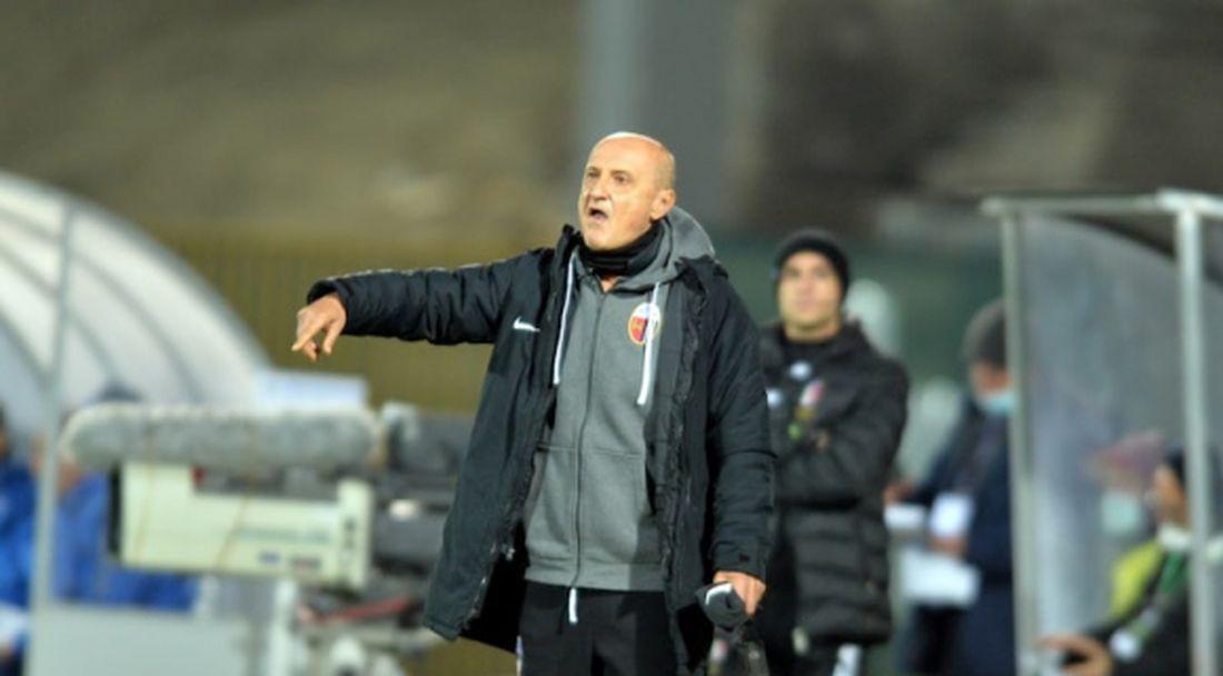 Асколи уволни Делио Роси след само 6 мача