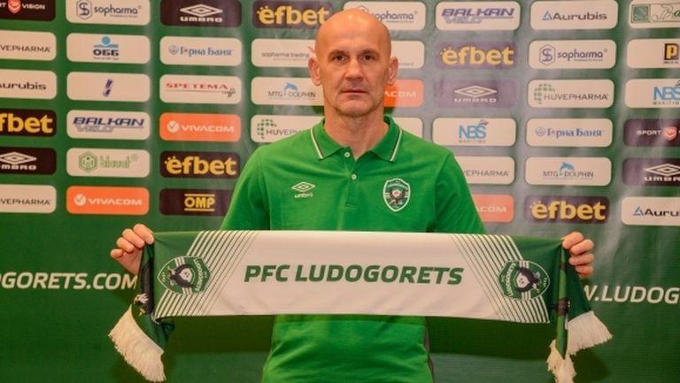 Здравко Здравков се завръща в Лудогорец