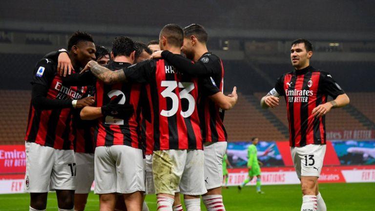 Любовта между Милан и тифозите е по-силна от всякога