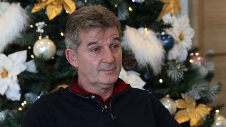 Емил Костадинов: Време е за немски модел в първия тим (видео)