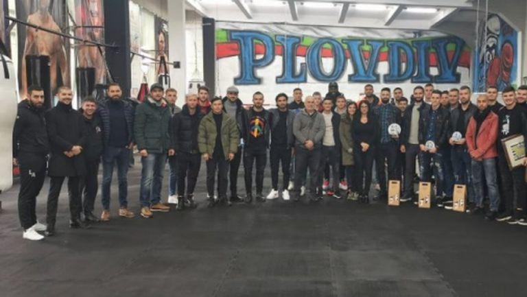 Феновете на Локо (Пд) избраха Димитър Илиев за Футболист №1 за 2020