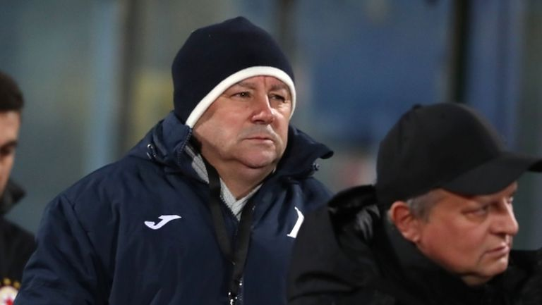 Стоянович с предупреждение към играчите на Левски