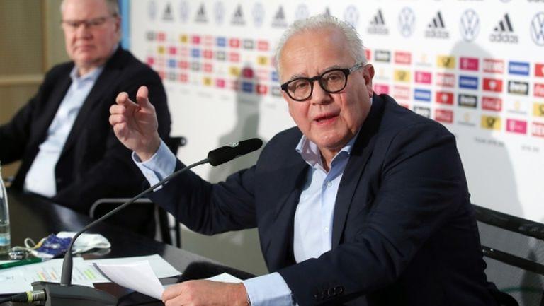 Новата германска футболна академия ще бъде готова до 2022-а