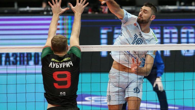 Цветан Соколов и Динамо обърнаха шампиона Локомотив и са на финал на Купата на Русия (видео + снимки)