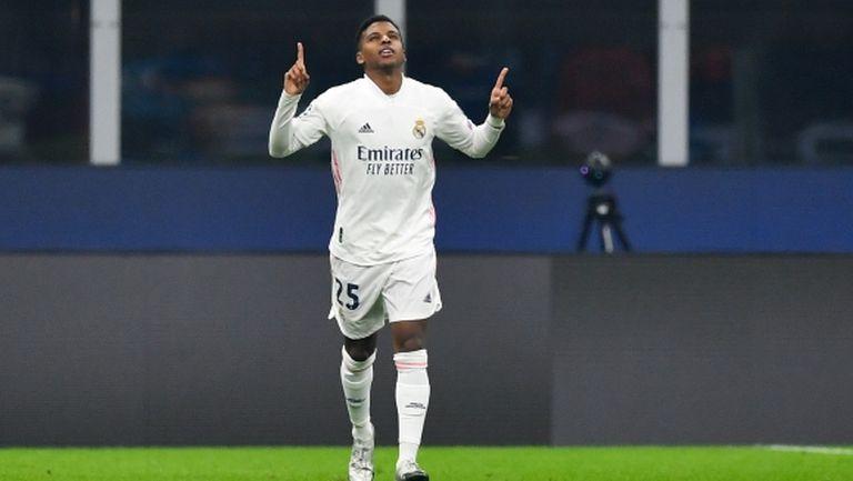 Крило на Реал Мадрид е аут за три месеца