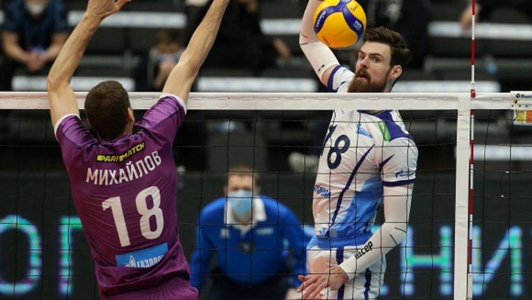 Егор Клюка се разигра, Зенит (Санкт Петербург) се справи със Зенит (Казан) и е на финал (видео)