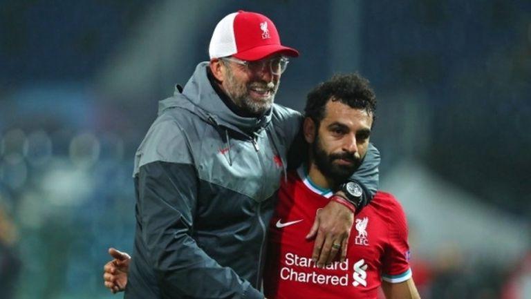 Клоп: Ливърпул няма да принуждава Салах да остане
