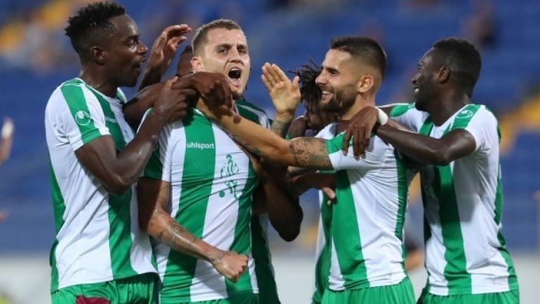 Играч на Берое мечтае за евротурнирите и трансфер в два бразилски гранда