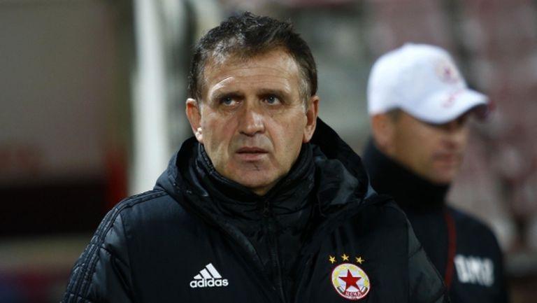 Акрапович: Знак от съдбата е, че пристигнах в ЦСКА