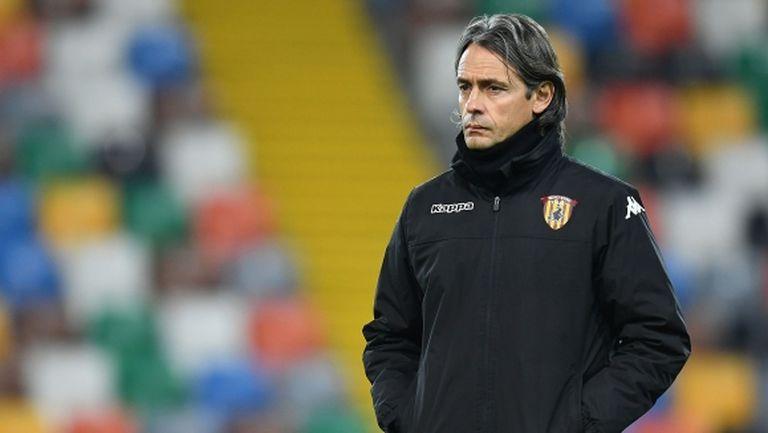 Филипо Индзаги: Милан ще е в битката за титлата до края