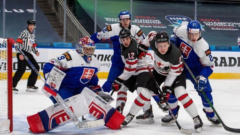 Канада с втора поредна победа на световното за юноши