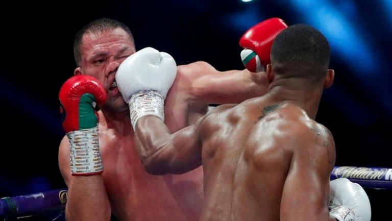 Еди Хърн: Пулев не спечели нито един рунд срещу Джошуа, а Боб Аръм говори глупости