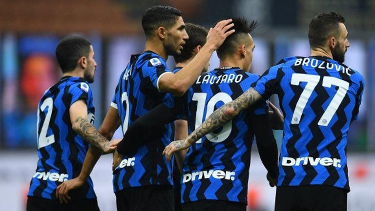 Треньорите в Серия А обявиха Интер за фаворит за титлата