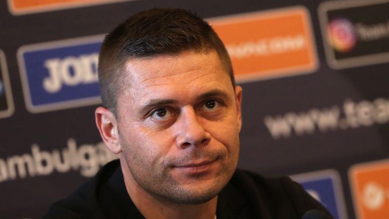 Легенди се обявиха срещу избора на Александър Димитров за национален селекционер