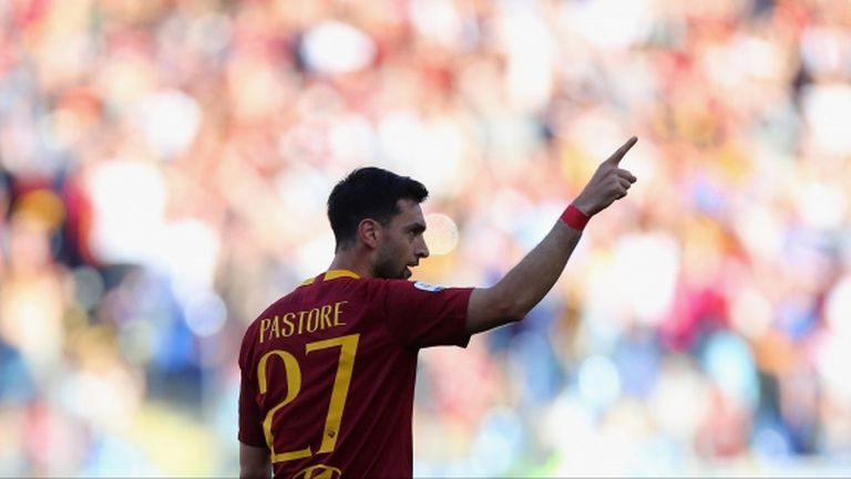 Рома иска да продаде Пасторе