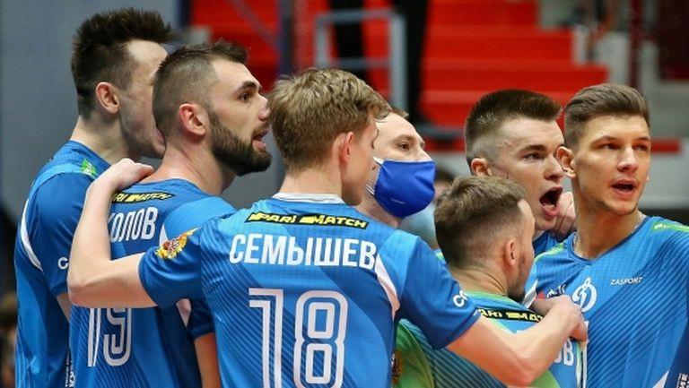Цветан Соколов и Динамо (Москва) с 10-а победа в Русия (видео)