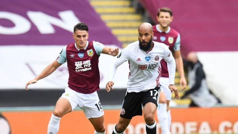 Бърнли остави Шефилд Юнайтед с 0 в актива (видео)