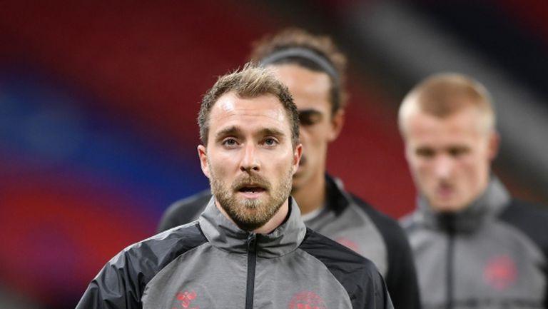 Ериксен продължава да е на челно място в листата на Арсенал