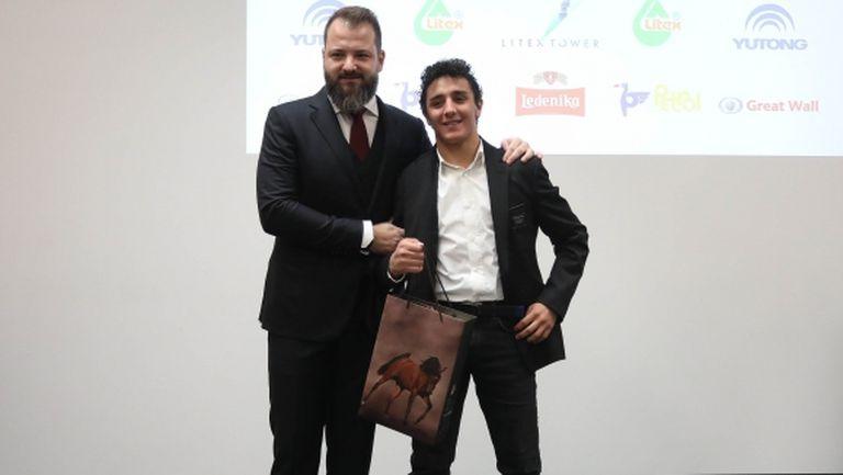 Българската борба изпраща успешна година